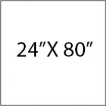 Retractable Banner 24X80