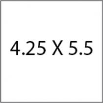 Post Card 4.25X5.5
