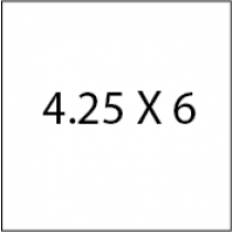 Post Card 4.25X6