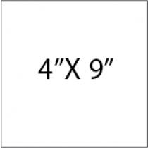 Rack Card 4X9