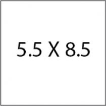 5.5X8.5 Flyers