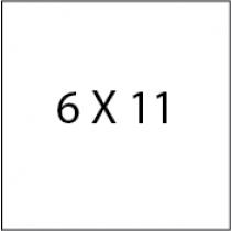 Post Card 6X11