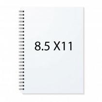 8.5X11 Booklet | Catalog