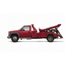 Tow Truck Shaped Business Cards