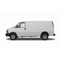 Van Shaped Business Cards