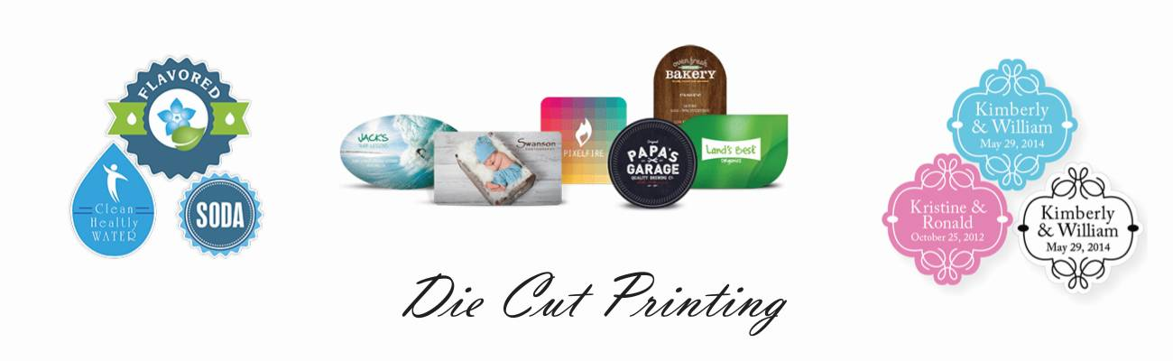 Cheapest Die cut business cards