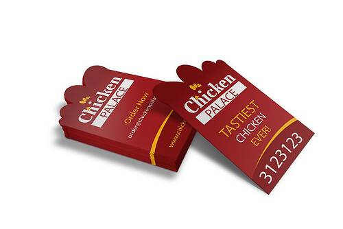Die cut printing die cut business cards reheart Choice Image