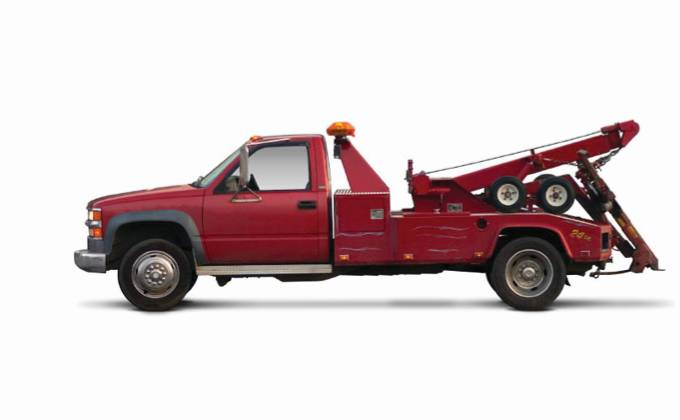 Tow truck shaped business cards die cut business cards all products tow truck shaped business cards colourmoves
