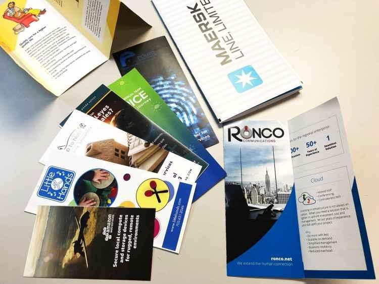 Tri Fold Brochure Printing