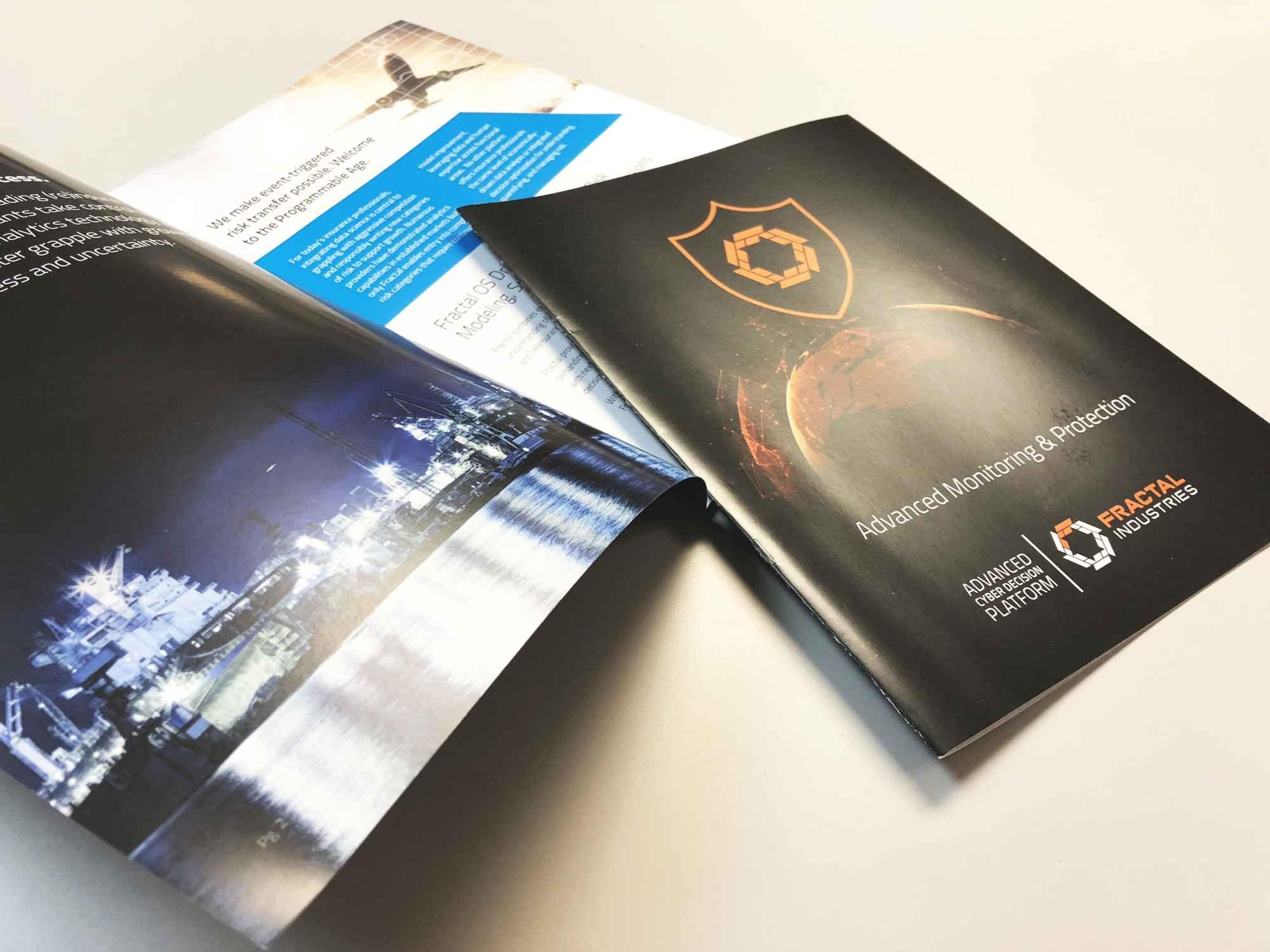 Brochure Booklet Printing