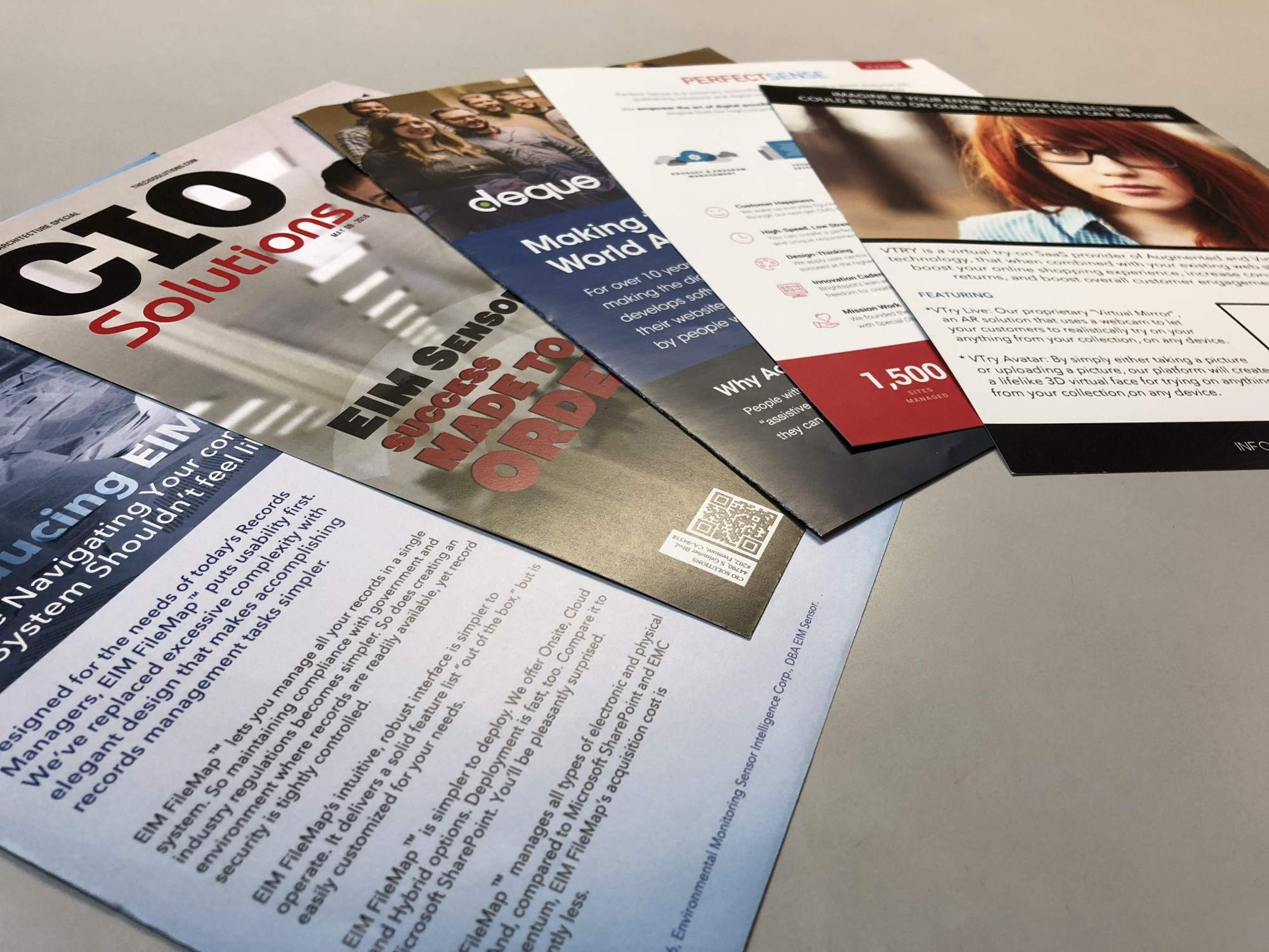Presentation Flyer Printing